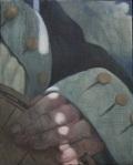 A uniform study of a left hand