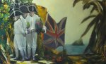 Painting Breadfruit, from Bligh series
